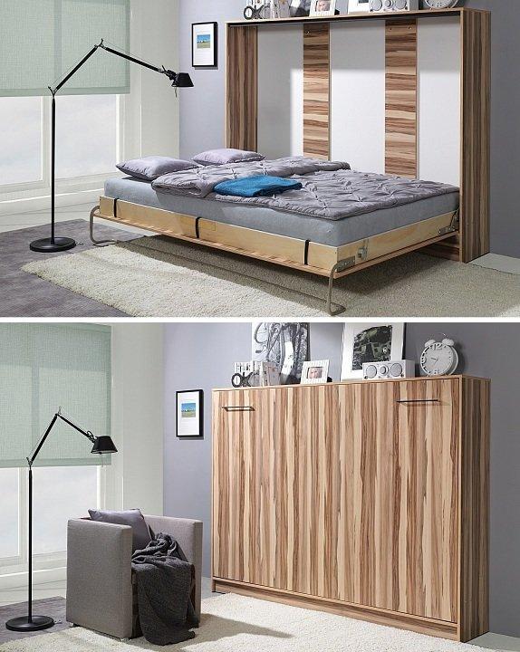 ko chowane w szafie spos b na ma y metra zdj cie nr 2. Black Bedroom Furniture Sets. Home Design Ideas