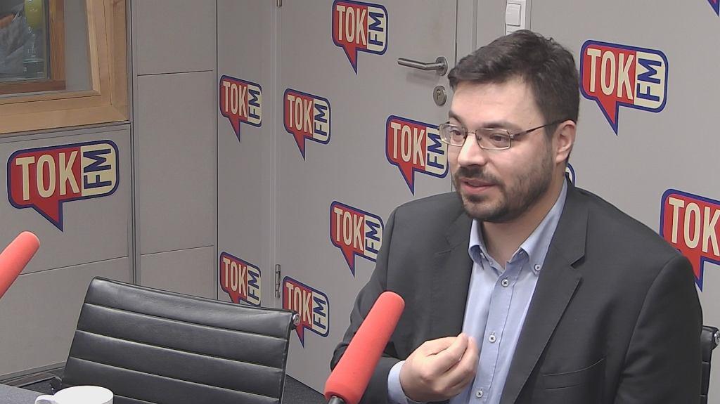 Wicemarszałek Stanisław Tyszka (Kukiz'15) w TOK FM