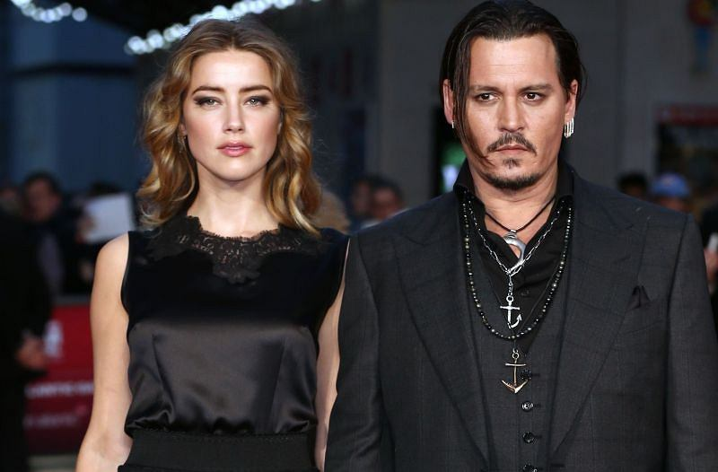 Johnny Depp przerobił tatuaż, który zrobił dla Amber Heard. Nie będzie zadowolona z tego określenia.