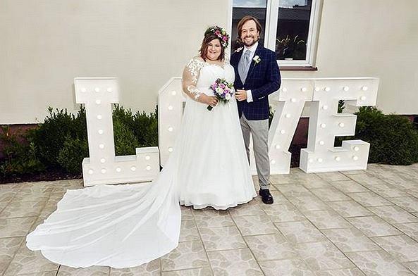 Dominika Gwit pochwaliła się zdjęciem ze ślubu