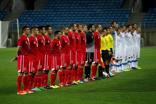 Gibraltar i S�owacja przed meczem