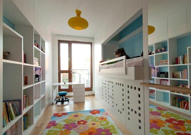 Pokój Młodzieżowy Budowa Projektowanie I Remont Domu Zakładanie