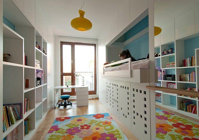 Pokoje Dla Nastolatków Jak Urządzić Mały Pokój Młodzieżowy