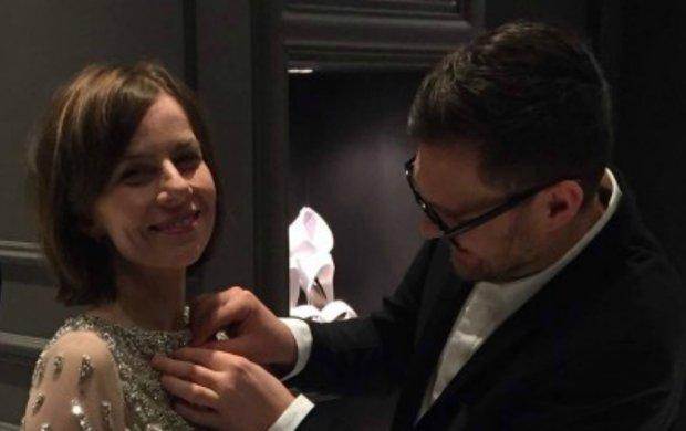 Wiemy, co Agata Kulesza za�o�y na oscarow� gal�! Aktorka wybra�a sukni� od Macieja Zienia