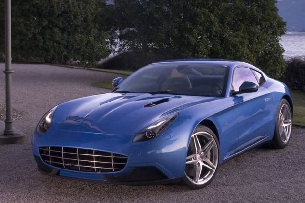 Salon Genewa 2015 | Touring Superleggera Berlinetta Lusso | F12 szyte na miar�