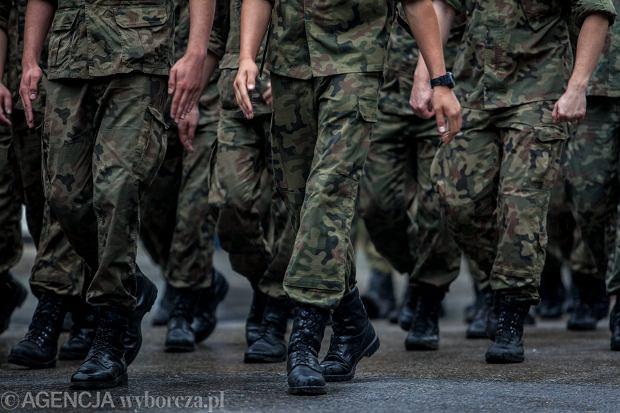 Handel narkotykami w wojsku. Żandarmeria podsłuchała rozmowy żołnierzy