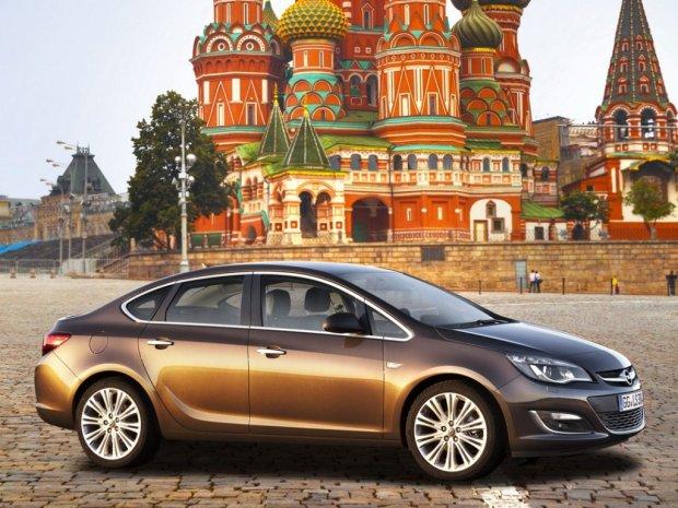 Ci�cia GM | Opel wycofuje si� z Rosji