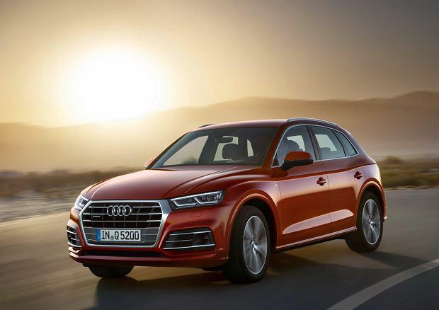 Salon Paryż 2016 | Audi Q5 | Druga generacja bestsellera