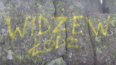 Polacy zostawili po sobie ślad na szczycie w Walii
