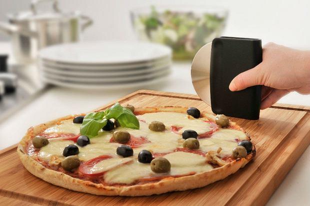 Akcesoria do krojenia i serwowania pizzy