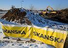 Skanska chce zwolnić w Polsce 2500 osób