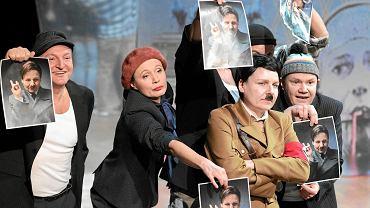 Spektakl 'On wrócił' na Scenie Margines Teatru im. S. Jaracza w Olsztynie
