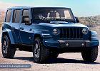 Jeep   Wrangler  | Premiera coraz bliżej