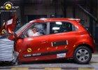 Euro NCAP | Ju� nie tak dobrze
