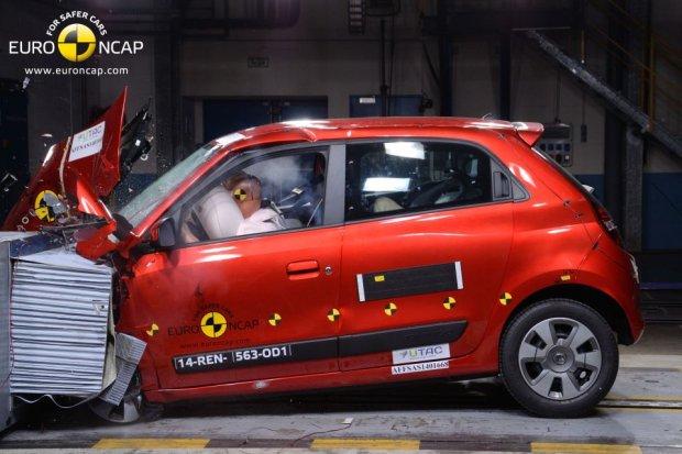 Euro NCAP | Już nie tak dobrze