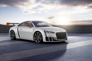 Wörthersee 2015 | Audi TT Clubsport | Technologiczny prototyp