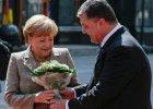 Wizyta Merkel w Kijowie. Nadzieja i sceptycyzm