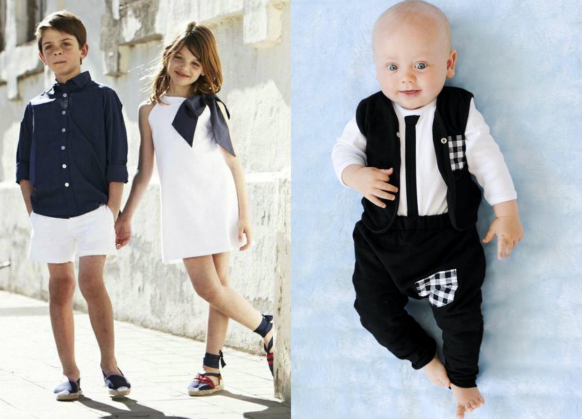 a61e21a6f8 Mali goście - jak ubrać dziecko na rodzinną imprezę I Dziecko