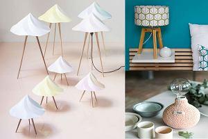 Kolorowe lampy, które odmienią mieszkanie