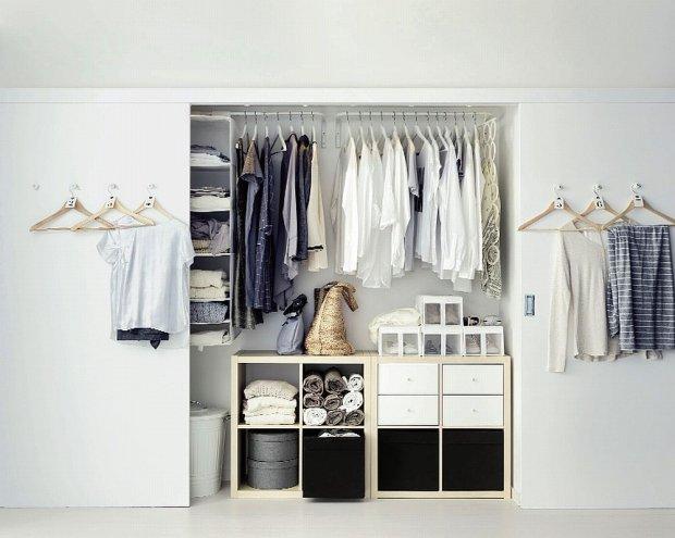 garderoba z ikea. Black Bedroom Furniture Sets. Home Design Ideas