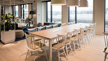Business Link powstało na blisko 4 tysiącach m kw. jednego z biurowców kompleksu High5ive przy ul. Pawiej.