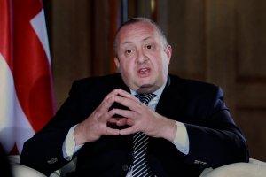 Prezydent Gruzji: Rosja jest gotowa do kolejnej ekspansji
