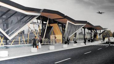 Roztrzygnięcie konkursu architektonicznego na koncepcję terminalu dla portu lotniczego w Szymanach. Zdobywca pierwszego miejsca.