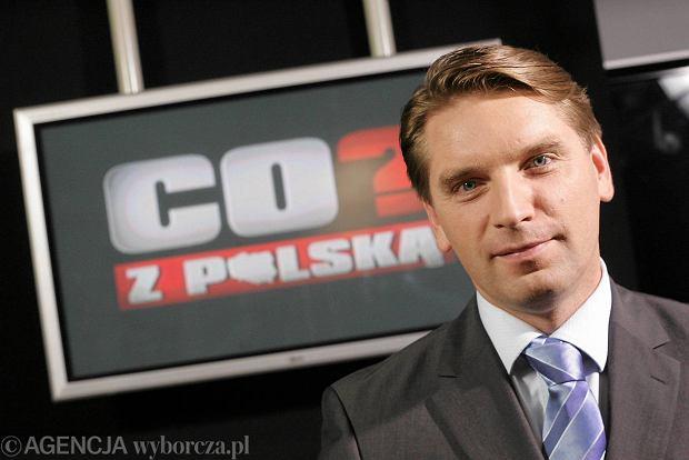"""Tomasz Lis w """"Wyborczej"""": Kaczyński - wirtuoz gry na czarnych klawiszach. To szaleństwo nienawiści"""