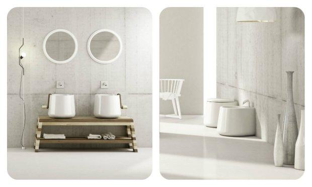 Włoska ceramika łazienkowa nagrodzona Red Dotem