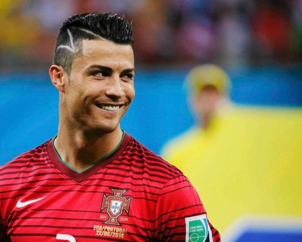 Harry Ronaldo Czyli Cristiano Ronaldo I Wszystkie Jego Fryzury