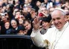 Papie� Franciszek: Ewangeli� g�osi si� z �agodno�ci�, a nie kijami
