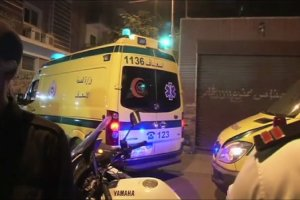 Airbus rozbi� si� w Egipcie. Cia�a ofiar przetransportowano do kostnicy w Kairze