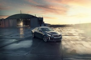 Cadillac CTS-V | Jesieni� oficjalnie w Europie