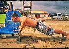 Wakacyjny zestaw: ćwiczenia, które możesz zrobić na plaży