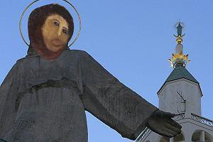 Wy�miany fresk z Jezusem zarabia tysi�ce. A jak b�dzie z figur� ze �w. Rocha? [FELIETON]