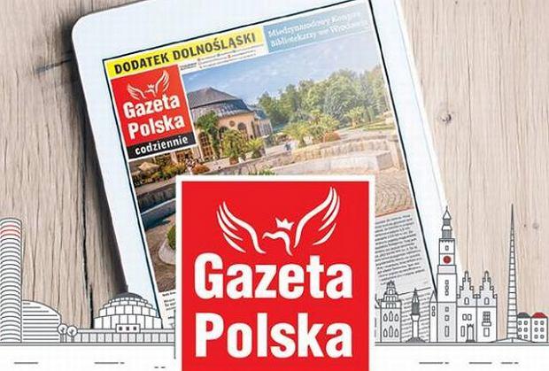 """Dolnośląski organ lustracji i """"dobrej zmiany"""". Gazeta Polska Codziennie ma lokalny dodatek"""