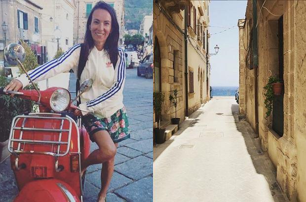 Kasia Kowalska odpoczywa we Włoszech i zasypuje fanów bajecznymi zdjęciami. Naszą uwagę przykuło to, na którym jest w bikini.
