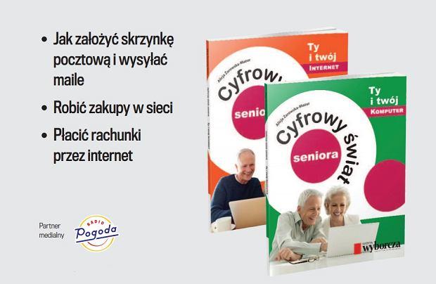 'Cyfrowy świat seniora' / mat.pras.