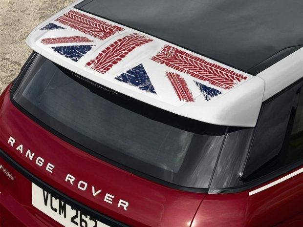 Land Rover Evoque SW1 | Inspirowany Brytani�