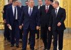 Osamotniony Putin spotyka si� z niewiernymi sojusznikami