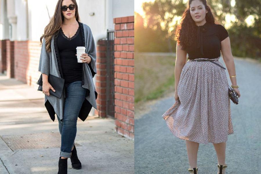 9d1c7bbb43 Wśród modnych ubrań w rozmiarze plus size znajdziesz nie tylko bluzki i  sukienki. Wystarczy dobrze poszukać w sieci oraz stacjonarnie