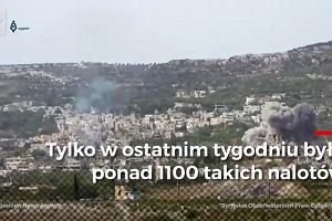 W rosyjskich nalotach ciągle giną syryjscy cywile