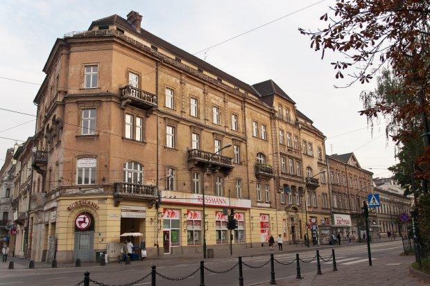 Rog ul. Karmelickiej i Dunajewskiego