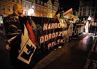 ONR i kibole palą portrety i mówią o depolonizacji Wrocławia [FOTO, WIDEO]