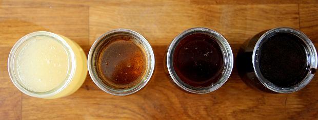 Domowe syropy do kawy