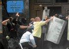 Inicjatywa na wschodzie Ukrainy nale�y do zwolennik�w separatyzmu