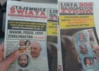 Czytelniczka: Na lotnisku w Modlinie można kupić antysemicką prasę [LIST]