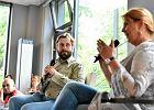 Adam Wajrak w Opolu o przyrodzie i ratowaniu zwierząt, którym nie zawsze trzeba pomagać