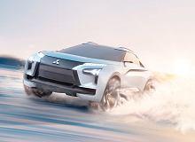 Mitsubishi e-Evolution Concept - nowa era w historii marki