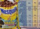 Reklama przesłodzonego Nesquika zakazana w Wielkiej Brytanii